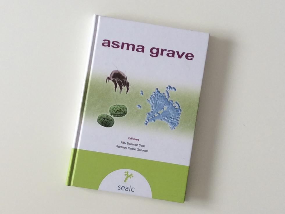 Libro Asma Grave