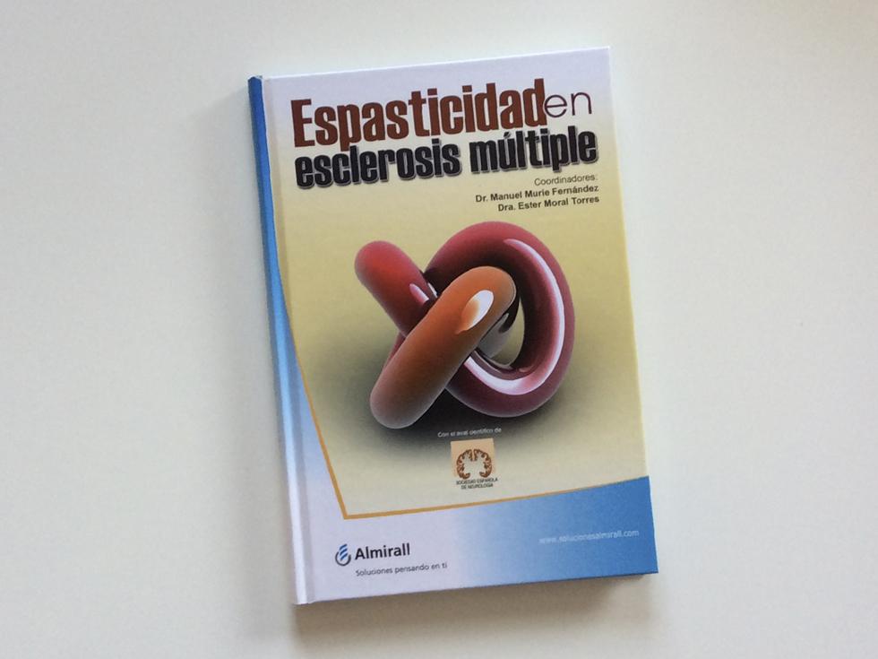 Libro Espasticidad en Esclerosis Múltiple
