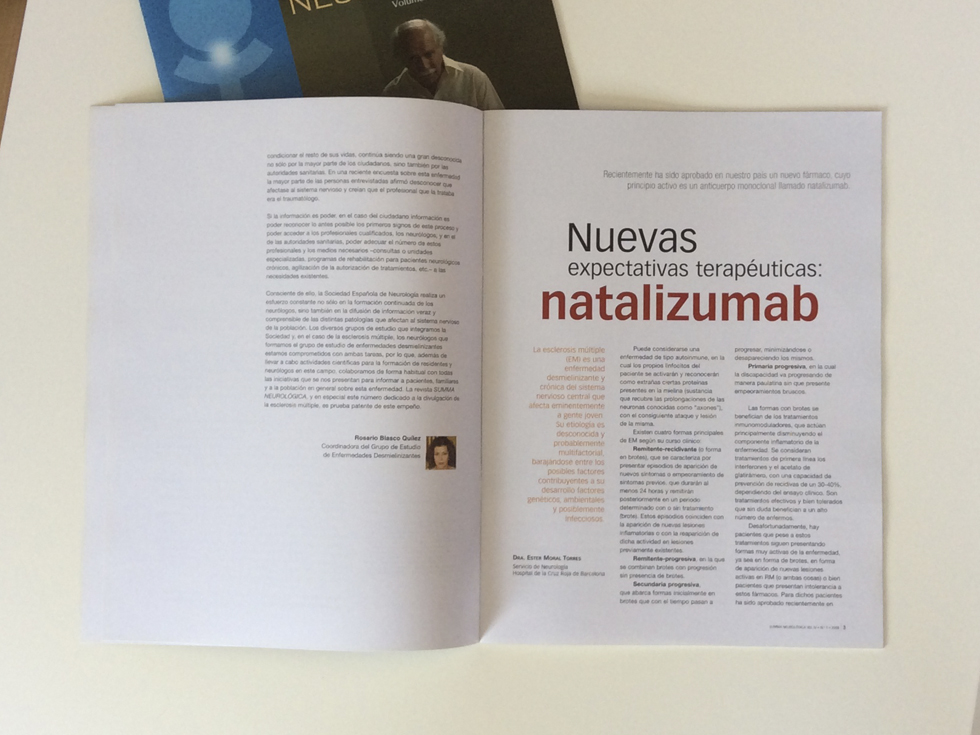 Revista Summa Neurológica